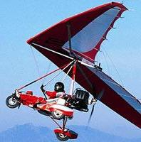 Flying by Ultralight