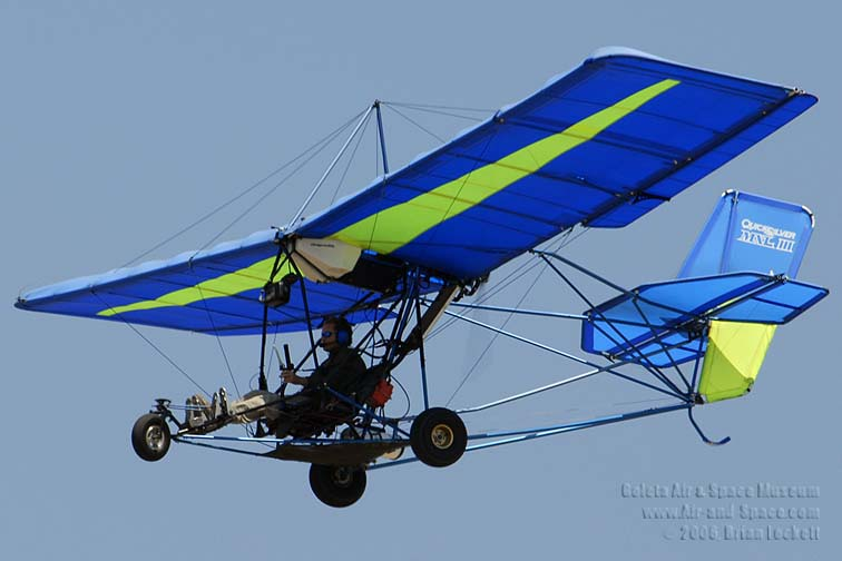 Flying By Ultralight